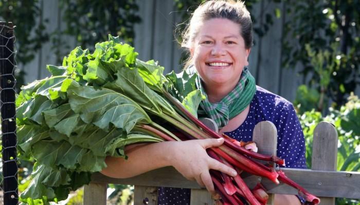 Lana's Garden Warrnambool Owner Lana Campbell